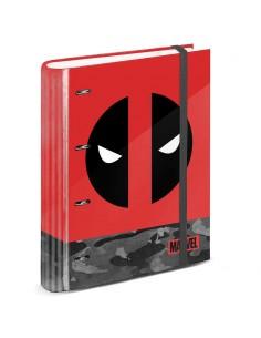 Carpesano A4 Deadpool Marvel