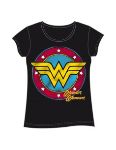 Camiseta Wonder Woman DC Comics adulto mujer