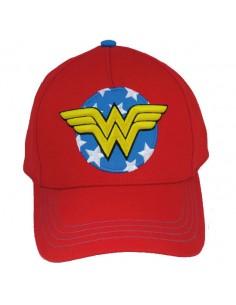 Gorra Wonder Woman DC Comics adulto