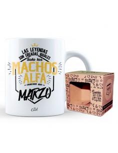 Taza Machos Alfa Marzo