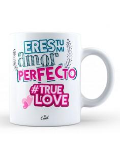 Taza Amor Perfecto True Love