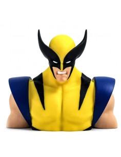 Busto hucha Lobezno X Men Marvel 20cm
