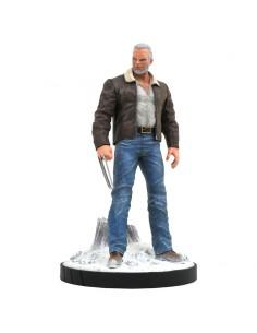 Estatua Viejo Logan X Men Marvel 23cm