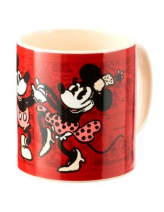 Taza Mickey Minnie Comic Disney