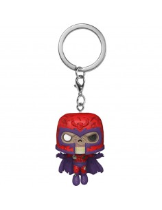 Llavero Pocket POP Marvel Zombies Magneto