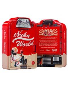Kit Bienvenida Nuka World Fallout ingles