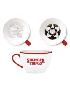 Taza 3D Demogorgon Stranger Things