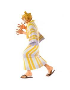 Figura Sanji Sangoro One Piece 14cm