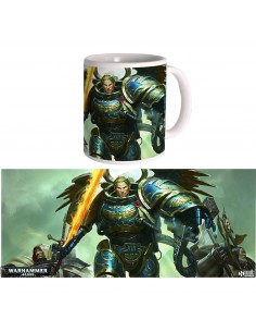 Taza Roboute Guilliman Warhammer 40K