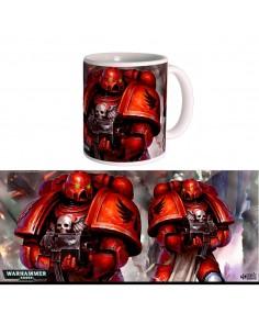 Taza Blood Angels Space Marines Warhammer 40K