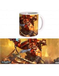 Taza Kharn the Betrayer Warhammer 40K