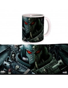 Taza Frontispiece Warhammer 40K