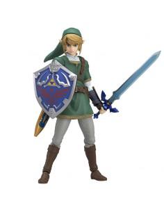 Figura Link The Legend of Zelda Twilight Princess 14cm
