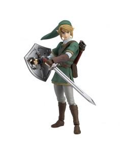 Figura Link Twilight Princess DX Ver The Legend of Zelda Twilight Princess 14cm