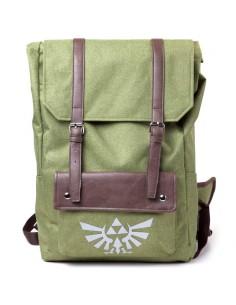 Mochila Link Hooded Canvas Zelda Nintendo