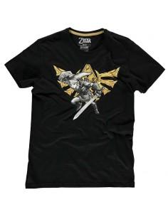 Camiseta Hyrule Link Zelda Nintendo