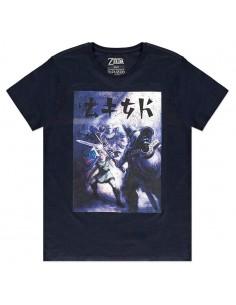 Camiseta Fighting Zelda Nintendo