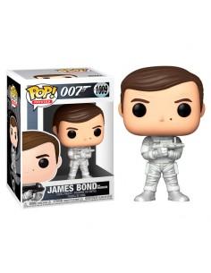 Figura POP James Bond Roger Moore Moonraker