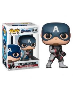 Figura POP Marvel Avengers Endgame Captain America