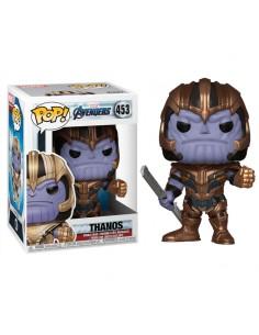 Figura POP Marvel Avengers Endgame Thanos