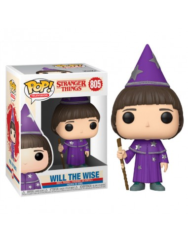 Figura POP Stranger Things 3 Will the Wise