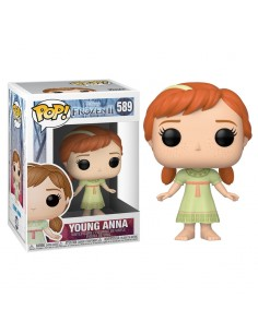 Figura POP Disney Frozen 2 Young Anna
