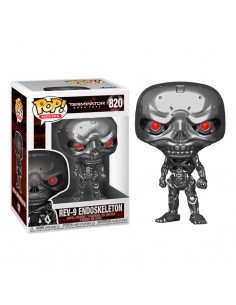 Figura POP Terminator Dark Fate Rev 9 Endoskeleton
