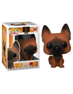 Figura POP Walking Dead Dog