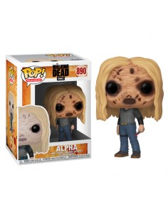 Figura POP Walking Dead Alpha with Mask