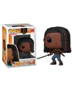 Figura POP Walking Dead Michonne