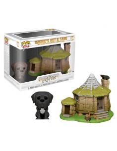 Figura POP Harry Potter Hagrid s Hut with Fang