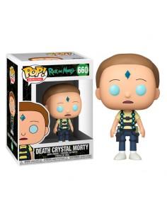 Figura POP Rick Morty Death Crystal Morty