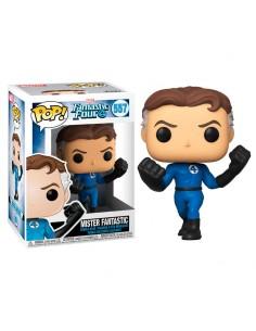 Figura POP Marvel Los 4 Fantasticos Mister Fantastic