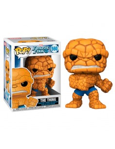 Figura POP Marvel Los 4 Fantasticos The Thing