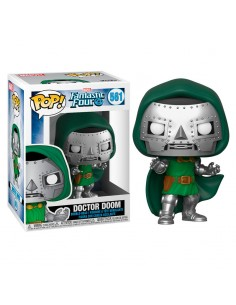 Figura POP Marvel Los 4 Fantasticos Doctor Doom