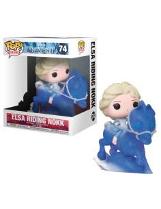 Figura POP Disney Frozen 2 Elsa Riding Nokk