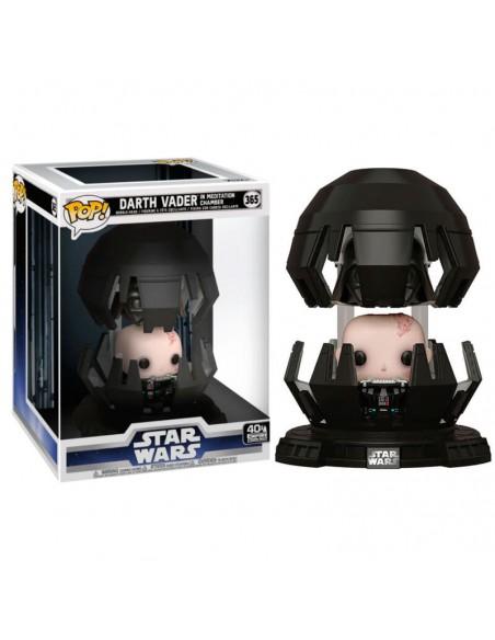Figura POP Star Wars Darth Vader in Meditation Chamber