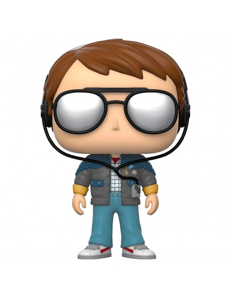 Figura POP Back To The Future Marty with Glasses
