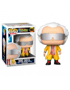 Figura POP Back To The Future Doc 2015