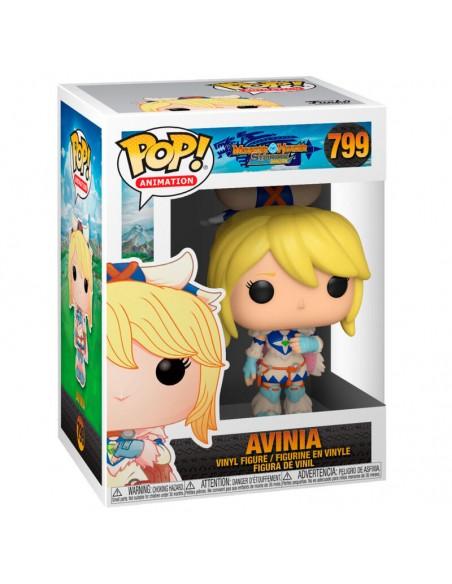 Figura POP Monster Hunter Avinia