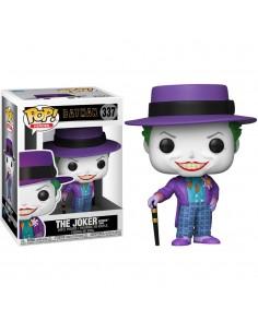 Figura POP DC Comics Batman 1989 Joker with Hat