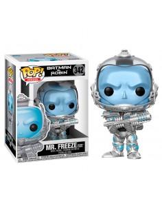Figura POP DC Comics Batman Robin Mr Freeze