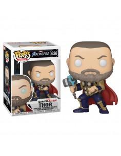 Figura POP Marvel Avengers Game Thor Stark Tech Suit