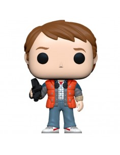 Figura POP Back To The Future Marty in Puffy Vest