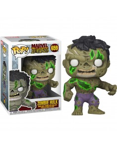 Figura POP Marvel Zombies Hulk