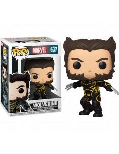Figura POP Marvel X Men 20th Wolverine In Jacket