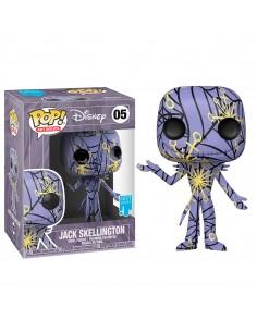 Figura POP Disney Pesadilla Antes de Navidad Jack Artists Series