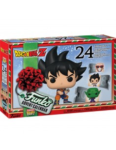 Calendario Adviento Dragon Ball Z