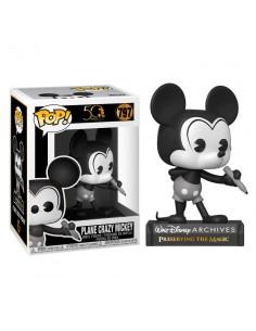 Figura POP Disney Archives Mickey Mouse Plane Crazy Mickey