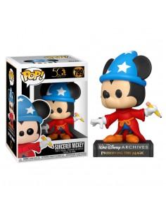 Figura POP Disney Archives Sorcerer Mickey